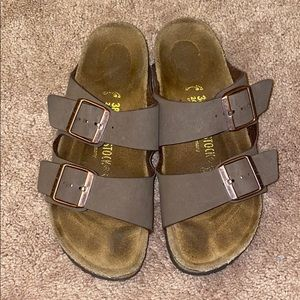 Mocha Color Birkenstocks